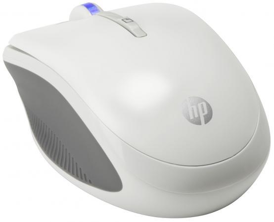 Фото - Мышь беспроводная HP X3300 белый USB H4N94AA беспроводная bluetooth колонка edifier m33bt