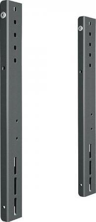 Кронштейн Holder PFS-4010 черный для ЖК ТВ 37-65 настенный от стены 25мм до 60кг тумба holder albero tv 37140 н черная