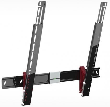 Кронштейн Holder LEDS-7022 черный для ЖК ТВ 32-65 настенный от стены 15мм наклон 15° до 40 кг тумба holder albero tv 37140 н черная