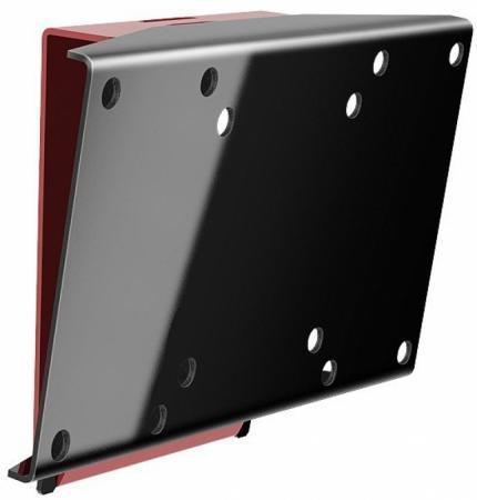 Кронштейн Holder LCDS-5061 черный для ЖК ТВ 19-32 настенный от стены 37мм наклон +10° до 30кг holder lcds 5061