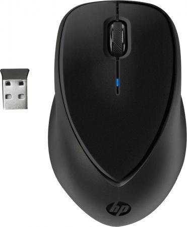 Мышь беспроводная HP X4000b чёрный Bluetooth H3T50AA мышь беспроводная hp h6e52aa touch to pair чёрный bluetooth