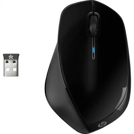Мышь беспроводная HP X4500 чёрный USB H2W26AA