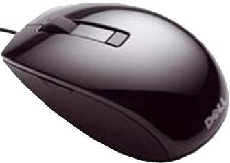 Мышь проводная DELL Laser 6-Button чёрный USB M-UAV-DELL8 J664D/J660D MOCZUL