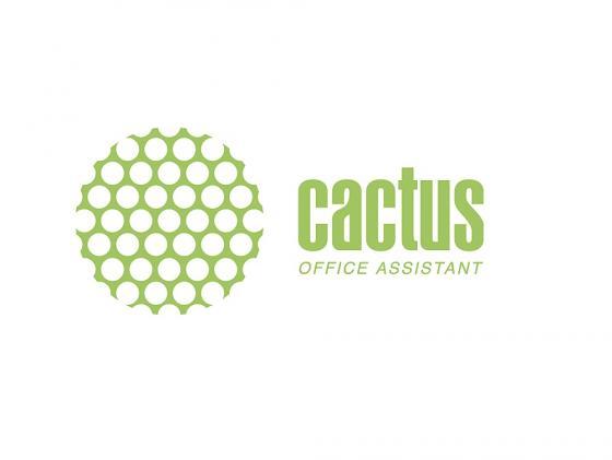 Картридж Cactus CS-PH6110C для Xerox 6110 6110MFP голубой 1000стр cactus cs ph6110c