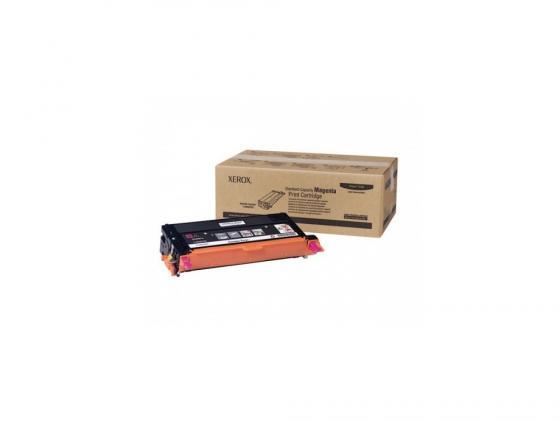 Фото - Тонер-Картридж Xerox 113R00720 для Phaser 6180/6180MFP пурпурный 2000 стр картридж xerox 113r00720