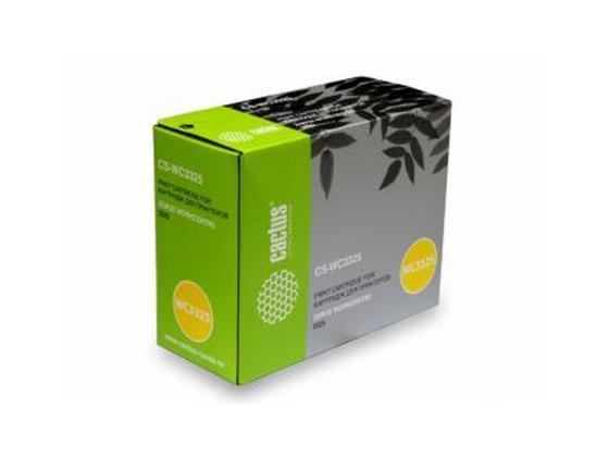 Картридж Cactus CS-WC3325 для Xerox 3325 черный 11000стр