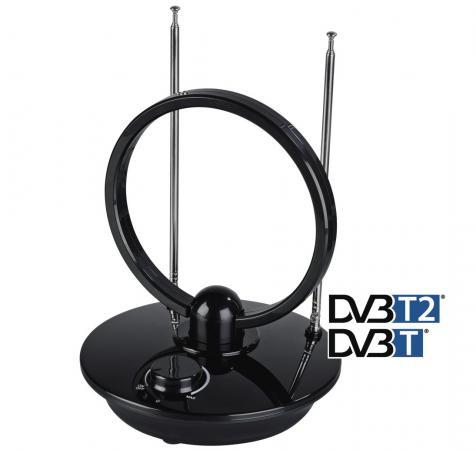 лучшая цена Антенна HAMA H-121650 черный