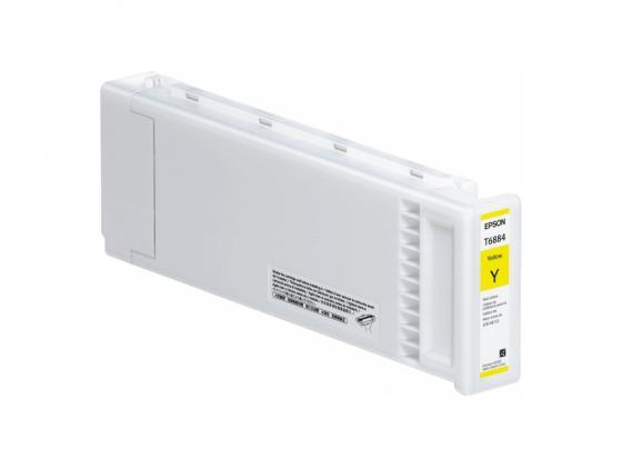 Картридж Epson C13T688400 T688400 для Epson SC-S30610/50610 UltraChrome GS2 желтый gs2 ge 50s5c