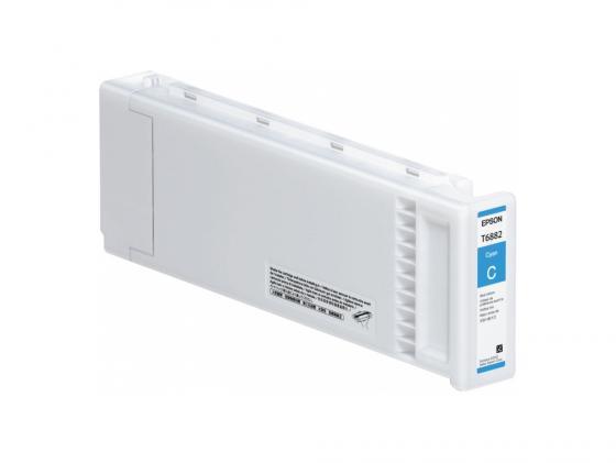 Картридж Epson C13T688200 T688200 для Epson SC-S30610/50610 UltraChrome GS2 голубой картридж для принтера epson ultrachrome gsx 700ml yellow
