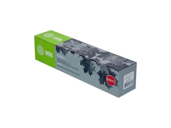 Картридж Cactus CS-EXV11 для Canon R2270 GPR-15 C-EXV11 NPG-25 черный 21000стр цена