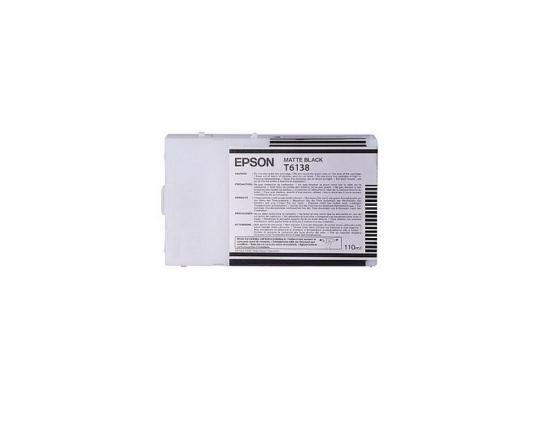 Картридж Epson C13T613800 для Epson Stylus Pro 4450 матовый черный original cc03main mainboard main board for epson l455 l550 l551 l555 l558 wf 2520 wf 2530 printer formatter