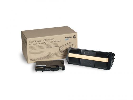 Тонер-Картридж Xerox 106R001534 для 4600/4620 черный 13000стр рекомплект xerox 115r00070 для phaser 4600 4620 150000стр