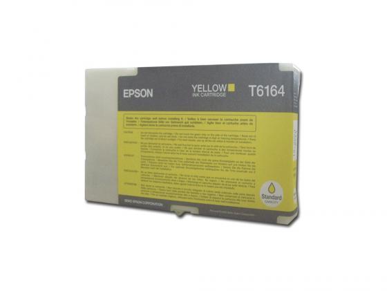 Картридж Epson C13T616400 для Epson B300 желтый