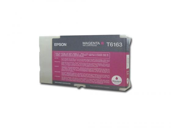 Картридж Epson C13T616300 для Epson B300 пурпурный original cc03main mainboard main board for epson l455 l550 l551 l555 l558 wf 2520 wf 2530 printer formatter