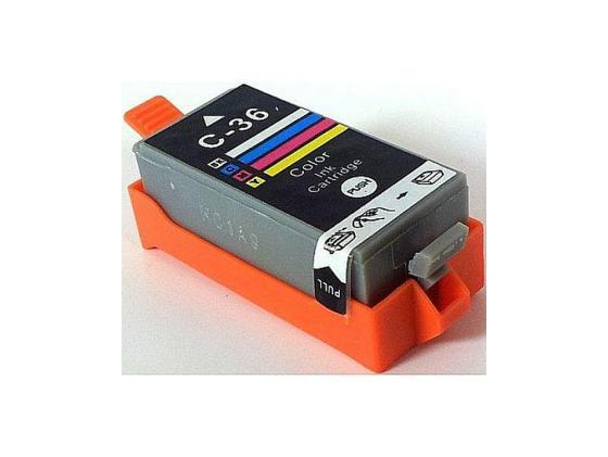 Картридж CACTUS CS-CLI36 для Canon Pixma 260 цветной 250стр цена
