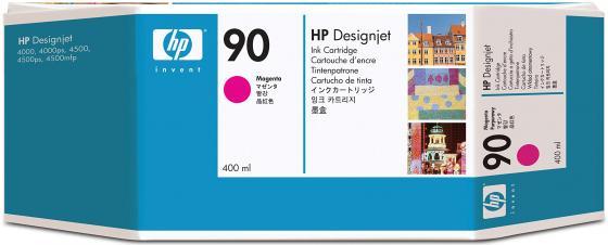 Картридж HP C5084A № 90 для HP DJ 4000 пурпурный 3шт картридж hp cf213a 131a пурпурный
