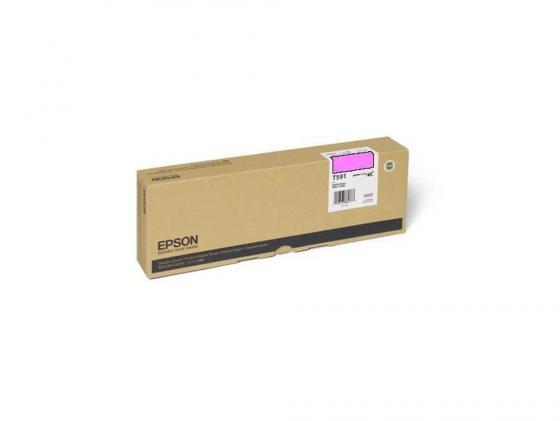 Картридж Epson C13T591600 для Epson Stylus Pro 11880 пурпурный картридж epson c13t580b00 для epson stylus pro 3880 vivid light magenta