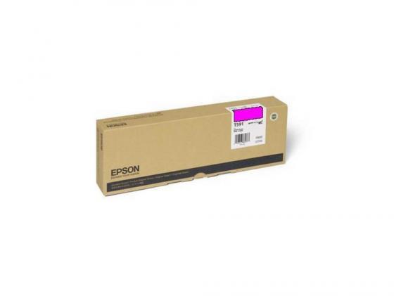 Картридж Epson C13T591300 для Epson Stylus Pro 11880 пурпурный epson t7014 xl c13t70144010 yellow картридж для workforce pro wp 4000 5000 series