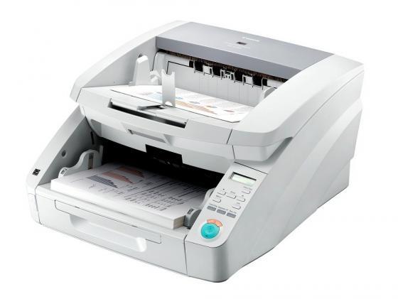 Сканер Canon DR-G1100 протяжный CIS A3 600x600dpi DIMS USB 8074B003 сканер canon dr c230 протяжный cis a4 600x600dpi 30стр мин usb черный 2646c003