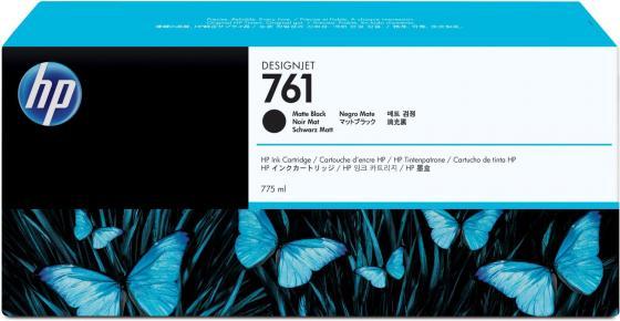 Картридж HP CM997A №761 для HP Designjet T7100 черный матовый for hp761 magenta cyan prinhead for hp 761 t7100 t7200 ch646a