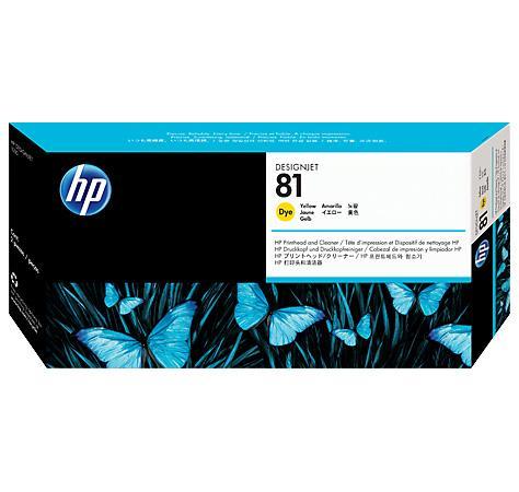 Печатающая головка HP C4953A для DesignJet 5XXX желтый нож dosh i home leo 100804 длина лезвия 160мм
