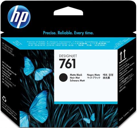 Печатающая головка HP CH648A №761 для HP Designjet T7100 черный матовый печатающая головка hp 761 designjet ch646a