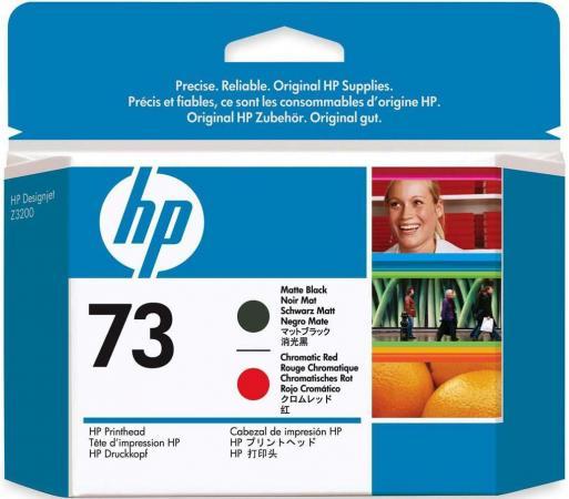 Печатающая головка HP CD949A №73 для HP Designjet Z3200 черный красный цены