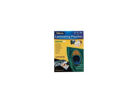 Пленка для ламинирования Fellowes FS-53510 A5 100мкм 100шт глянцевая цены онлайн