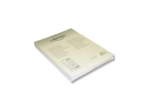Пленка для ламинирования Fellowes Lamirel LA-7866001/CRC-78660 А4 125мкм 100шт CRC-78660 m378a1k43cb2 crc