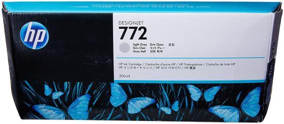 Картридж HP CN634A №772 для DJ Z5200 светло-серый