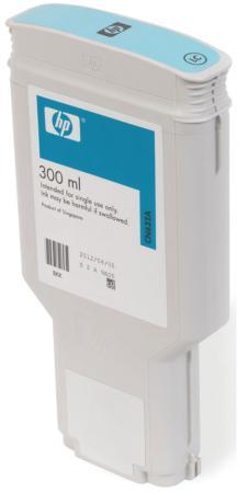 Картридж HP CN632A №772 для DJ Z5200 светло-голубой