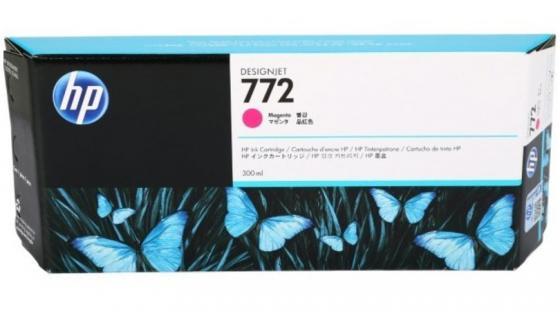 Картридж HP CN629A №772 для HP DJ Z5200 пурпурный hp 772 cn629a magenta