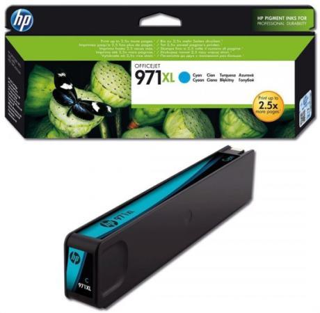 Картридж HP CN626AE для HP OfficeJet Pro X451dw OfficeJet Pro X476DW OfficeJet Pro X551DW OfficeJet Pro X576DW 6600 Голубой картридж hp cn626ae 971xl для hp officejet pro x476dw x576dw x451dw x551dw голубой 6600стр