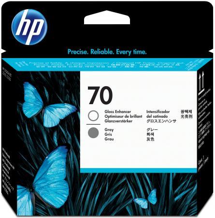 Картридж HP C9410A для DesignJet Z2100/Z3100 PS Pro B9100 глянцевый/серый 16000sh q1251 60029 q1251 60096 designjet 5500 boot rom without ps printer plotter parts free shipping