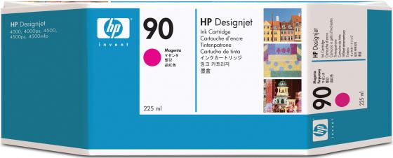 Картридж HP C5062A №90 для HP Designjet 4000 4000ps 4500 4500p пурпурный free shipping q5669 60664 for hp designjet t610 t1100 z2100 z3100 z3200 vacuum fan aerosol fan assembly original used