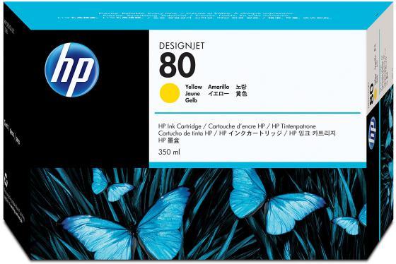 Картридж HP C4848A для DesignJet 1050c/1055cm желтый картридж hp 70 желтый [c9454a]