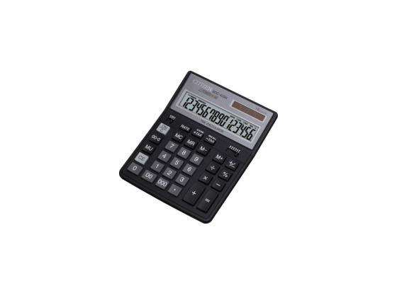Калькулятор Citizen SDC-435N 16- разрядный citizen citizen ca4254 53l