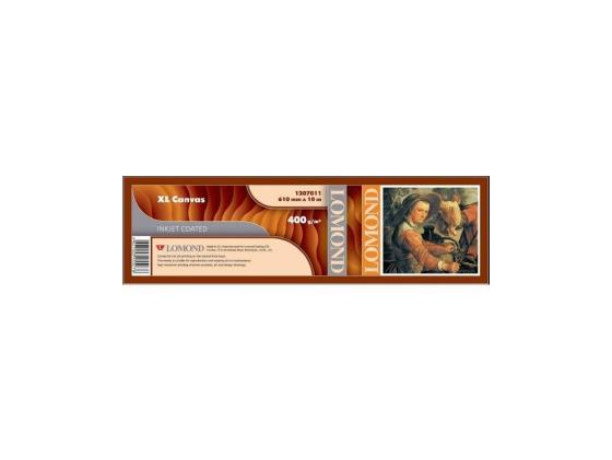 Холст Lomond 610x10x50.8 400мкм для струйной печати 1207011 наклейки lomond 2101013