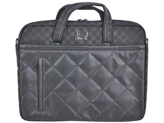 Сумка для ноутбука 15.6 Continent CC-036 Grey полиэстр серый сумка для ноутбука inter step сириус grey
