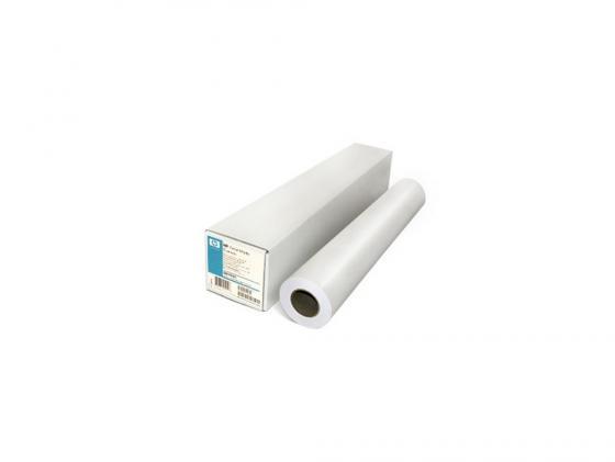 Бумага HP 24 A1 610мм х 30.5м 130г/м2 рулон с покрытием для струйной печати C6029C