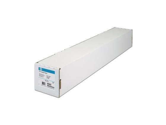Бумага HP 36 A0 914мм х 30.5м 130г/м2 рулон с покрытием для струйной печати сверхплотная C6030C бумага hp 36 a0 914мм х 30 5м 130г м2 рулон с покрытием для струйной печати сверхплотная c6030c