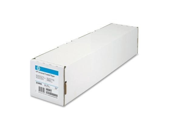 Бумага HP 24 A1 610мм х 45.7м 90г/м2 рулон с покрытием для струйной печати универсальная Q1404A/B