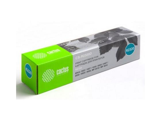 Картридж Cactus CS-R2320D для Ricoh Aficio 1022 1027 MP 2510 MP 3010 черный 11000стр полуприцеп маз 975800 3010 2012 г в