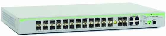 Коммутатор Allied Telesis AT-9000/28SP Layer 2 24 порта 10/100/1000Mbps SFP Combo коммутатор allied telesis at 9000 24 at 9000 28