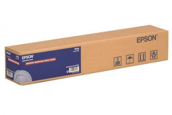 Фотобумага Epson Premium Semiglossy Photo Paper 44x30м C13S041395 epson proofing paper commercial 44 1118мм х 30 5м 195 г м2 c13s042148