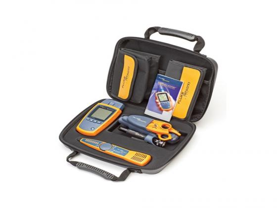 Тестер кабеля Fluke MS2-TTK MicroScanner2 Termination Test Kit тестер fluke t5 1000