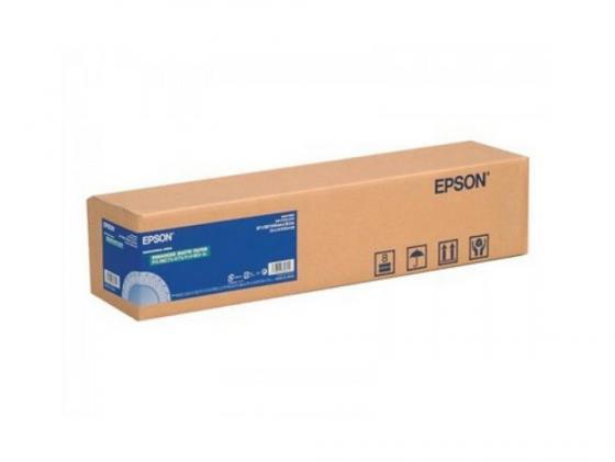 Бумага Epson Enchanced Adhesive Syntetic Paper 24 х 30.5м C13S041617 бумага c13s041617 epson enchanced adhesive syntetic paper 2430 5m c13s041617
