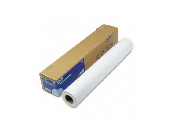 Бумага Epson 80 Bond Paper White 24 x 50м C13S045273 коньки bond white lilla жен