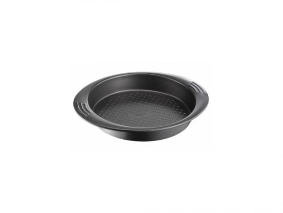 Форма для выпечки Tefal EasyGrip J0839674 23 см круглый пирог форма для пиццы tefal easygrip круглая с керамичексим покрытием диаметр 34 см