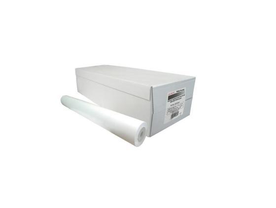 Фото - Бумага Xerox 36 A0 914мм х 45м 90г/м2 рулон матовая для струйной печати 450L91405 бумага для плоттера cactus cs pc90 61045 24 610мм x 45м 90г м2 с покрытием